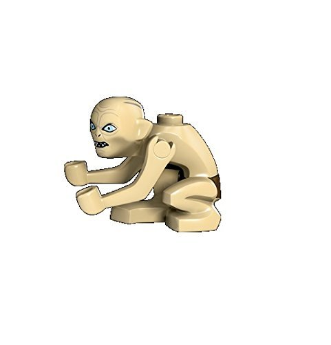LEGO The Hobbit Gollum Minifigure Narrow Eyes (2012)