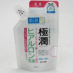極潤ヒアルロン乳液 つめ替 120ml