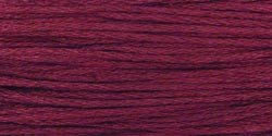 Weeks Dye Works Six Strand Embroidery Floss 5 Yards Crimson ODF-3860; 5 Items/Order