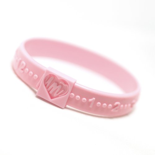 Mother's Minder Bracelet, Pink