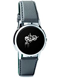 BigOwl Bike Is My Reality Analog Men's Wrist Watch 1293804526-RS1-W-GRY