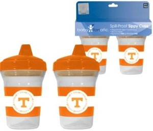 Ncaa Tennessee Volunteers Baby Fanatic Sippy Cup (2-Pack) front-733885
