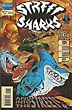 img - for Street Sharks #1 (January, 1996) book / textbook / text book