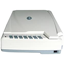 Plustek OPTICPRO A320 12'x17' Large Format 1600dpi Flatbed Scanner. OPTIPRO A320 A3 FB CLR SCANNER 1600DPI 12X17 USB2 WIN2K/XP/VISTA/7 O-SCAN. 48 bit Color - 24 bit Grayscale