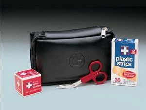 Bmw First Aid Kit New Factory Original Emergency Survival Blanket Bandages