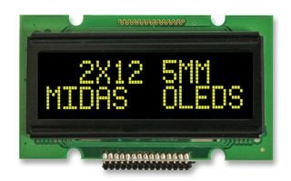 midas-mcob21205av-eyp-oled-12x2-yellow-w-t-4-font-sets