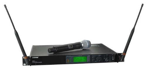 Shure Ur24S/Beta87A Handheld Wireless System, J5