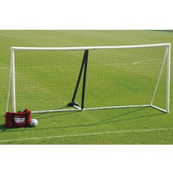 IGoal - 16' x 7' Inflatable Football Goal (Size: 16' x 7' )