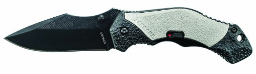 Schrade Scha4Bg M.A.G.I.C. Assisted Opening Drop-Point Blade Folding Knife
