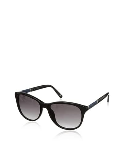 Escada Women's SES 247G Sunglasses, Black, One Size As You See