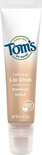 toms-of-maine-natural-lip-gloss-summer-sand-05-ouncecount-of-2-by-toms-of-maine