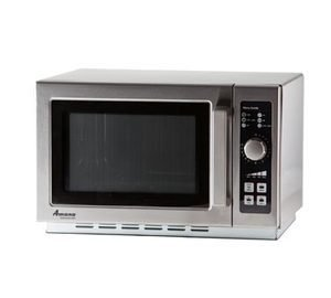 Amana Rcs10Dse 1000 Watt Medium Duty Commercial Microwave back-577904