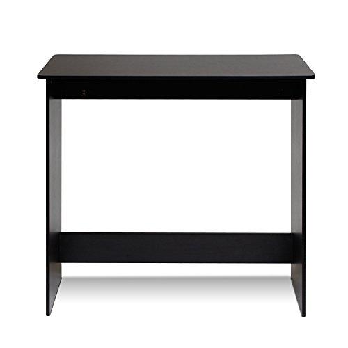 Furinno 14035EX Simplistic Study Table, Espresso (Computer Desk Wall Unit compare prices)