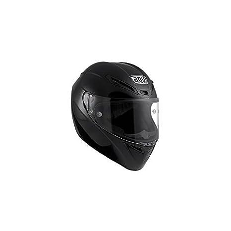 Nouveau 2015 AGV Gt Veloce noir le casque de moto