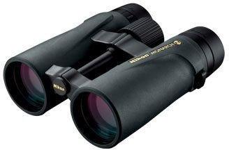 Nikon Monarch X 10.5X45 Waterproof Roof Prism Center Focus Binoculars, Factory 7533-Demo