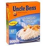 Uncle Ben's Basmati Rice 1KG