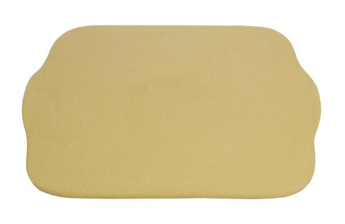 Rada Cutlery Stoneware Cookie Sheet, Made in USA, 12 x 15 Inch