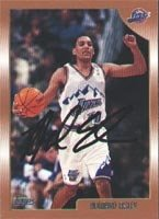 Howard Eisley Utah Jazz 1999 Topps Autographed Hand Signed Trading Card. by Hall of Fame Memorabilia