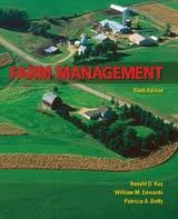 Farm Management 6th (sixth) edition Text Only Ronald Kay