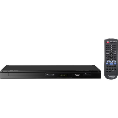 New Panasonic DVD-S48 Progressive Scan DVD Player