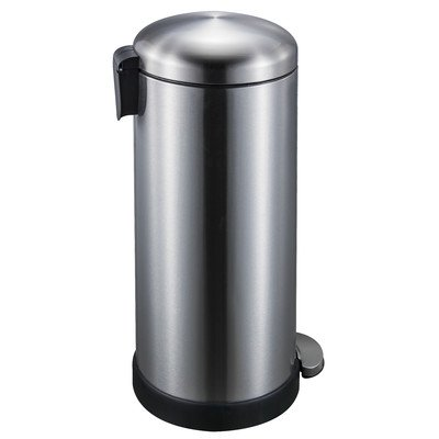 30 Liter Round Retro Look Trash Can (Trash Can Retro compare prices)