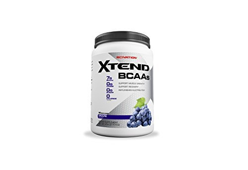 Scivation, Xtend BCAA, Grape, 90 Servings, 41.4 OZ by Scivation Knockout (Bcaa Grape compare prices)