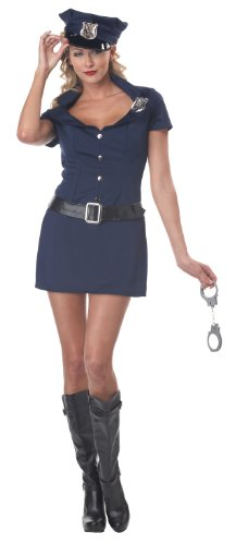 California Costumes Women's Police Woman Adult