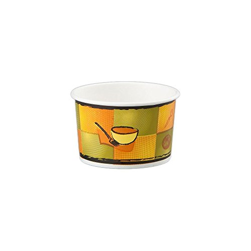 Chinet 71849 Streetside 8 Oz. Container With Vented Lid - 250 / CS williams beatriz secret life of violet grant