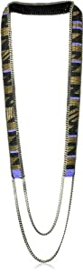 """Fiona Paxton """"AFRICAN SUSHI"""" Shanti Necklace"""