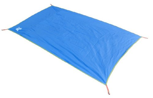 Amphbiousfrog Outdoor Dampproof Waterproof 240T Polyester Cloth/Tent Cloth/Wear-Resisting Portable Shade Cloth For Camping (Blue)