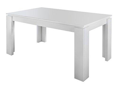 trendteam-ET16200-Esstisch-Wohnzimmertisch-Tisch-weiss-Nachbildung-ausziehbar-LxBxH-160-200-x-77-x-90-cm