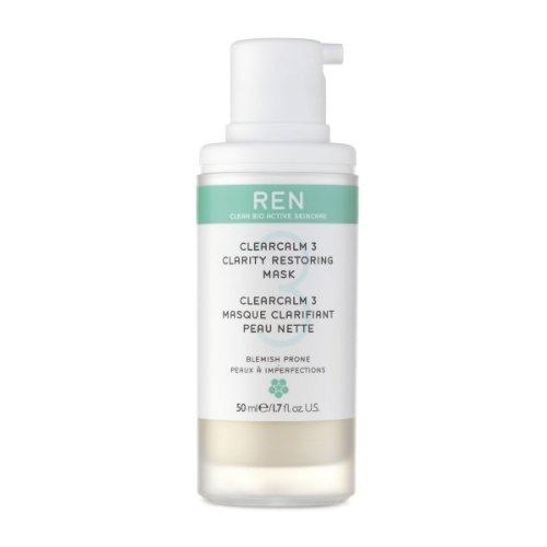 REN Clearcalm3 Clarity Restoring Mask, Gesichtsmaske, 50 ml thumbnail