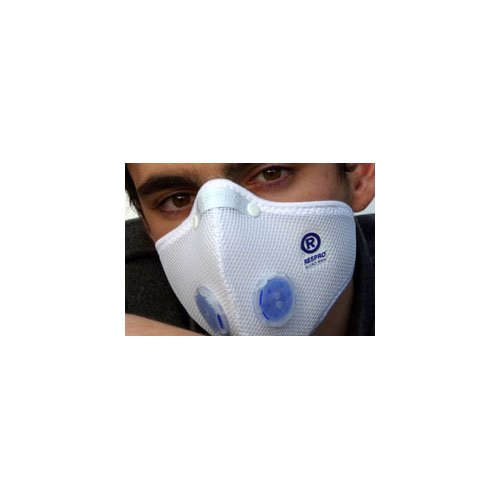 RESPRO-allergy-model-ultralight-polyester-aero-allergy-mask-White-M