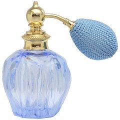 カラフル クリスタルアトマイザー ドイツ製 クリスタル香水瓶 32079