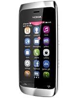 Nokia Asha 309 Smartphone, Bianco [Italia]