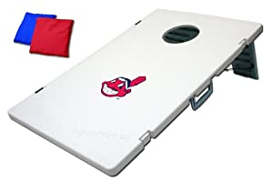MLB Cleveland Indians 2.0 Tailgate Toss Game by Wild Sales