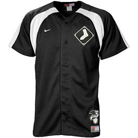 Jersey White Sox Yth HomePlate