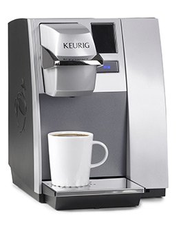 Keurig K155 Officepro Premier Brewing System With Bonus 12 Count K-Cup Variety Box front-580919