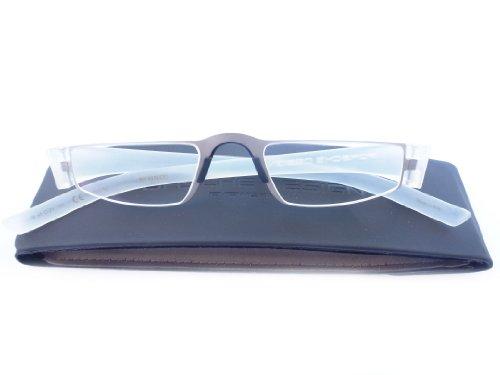Porsche design Reading glasses P8801M +1.50 Transparent