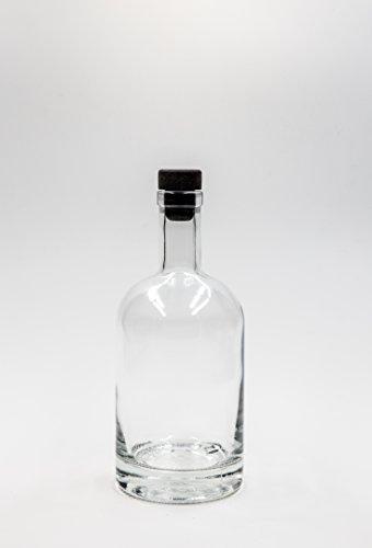 nr 1 bouteille RDB 500 ml en verre blanc bouchon n°44