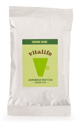 Vitalife Japanese Matcha Green Tea Powder Cooking Grade 3.53oz (100g)