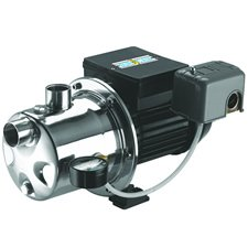 Bur-Cam 16 GPM 3/4 HP Stainless Steel Shallow Well Jet Pump - 506518SS