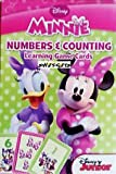 Minnie Mouse Numbers & Counting 36 Learning Game Cards