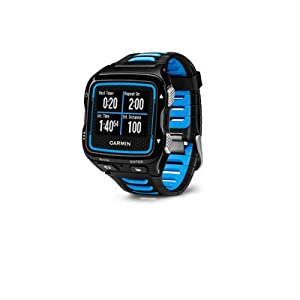Garmin Forerunner 920XT Multisport GPS Fitness Watch Black/Blue