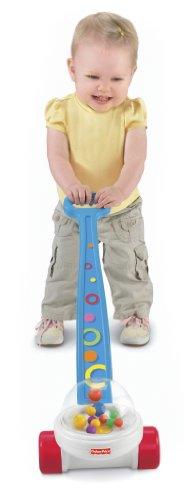 Fisher-Price Fundamentos de maz brillante Popper Push juguete