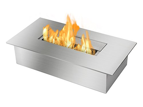 Ignis Ventless Bio Ethanol Fireplace Burner Put EB1400