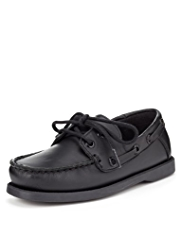 Leather Lined Boat Shoes