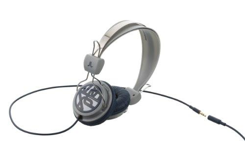 Wesc Overlay Circle Bongo Headphone (Pale Grey & Blue)