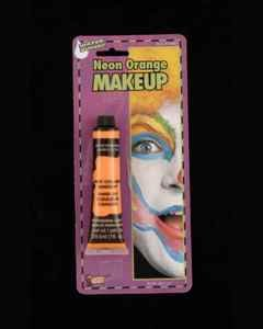 Make Up - Neon Orange Cream
