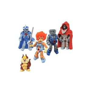 Thundercats 2012 Toys on Thundercats 2012 Sdcc San Diego Comic Con Exclusive Minimates Series 1